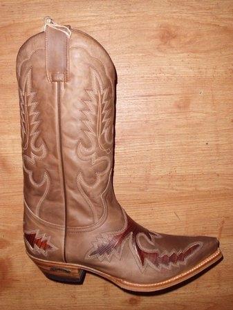 Sendra Boots 6821 tan