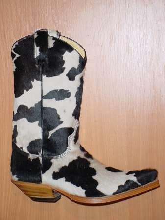 Sendra Boots Kuhfell - Pony