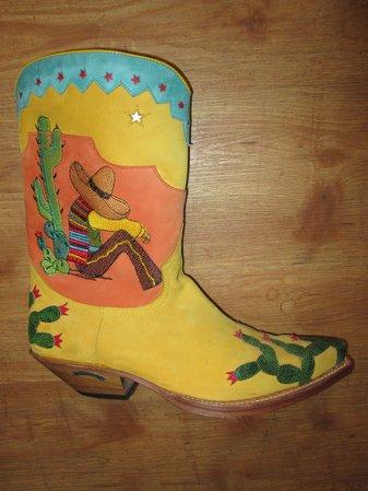 Sendra Boots Kaktus